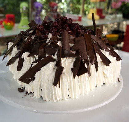 CAKE BLACK FOREST SITE